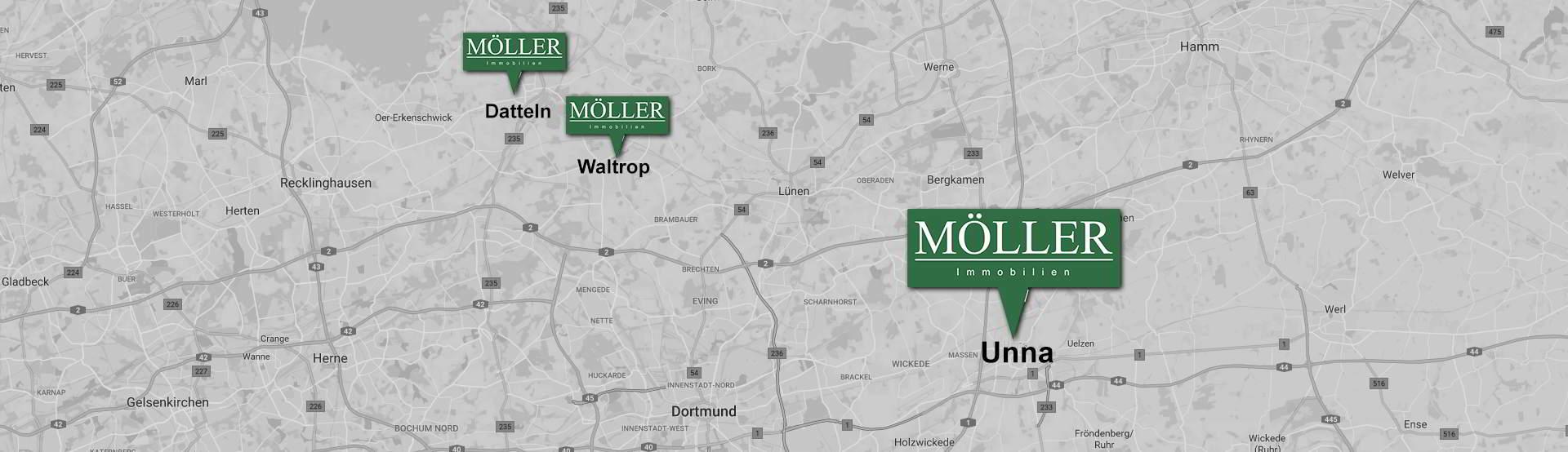 Immobilien Moeller in Unna, Datteln und Waltrop